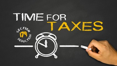 179 Reasons Business Owners Need This Tax Deduction