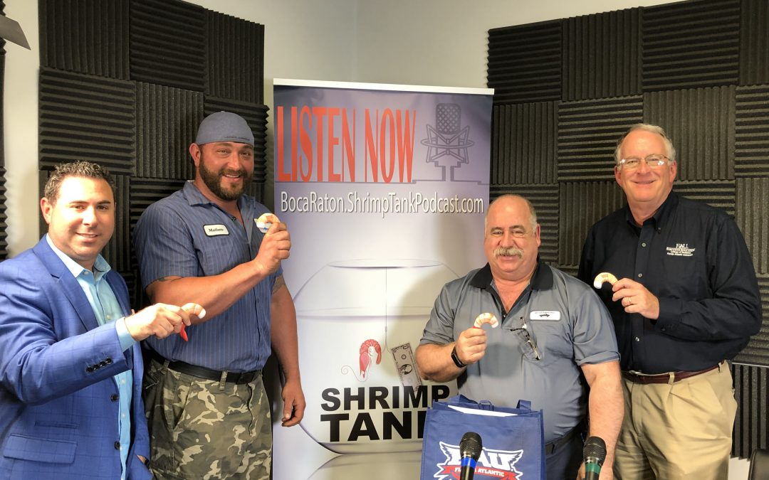 Boca Raton Episode 71 – Dave Clayton & Mathew Mondo – Owner and Son of Arnst Ocean Automotive