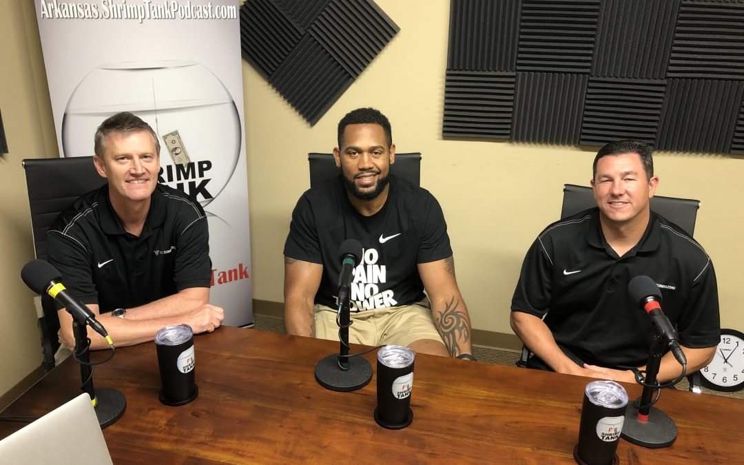 Arkansas Episode 69 – Kevin Williams – Retired NFL Defensive Lineman
