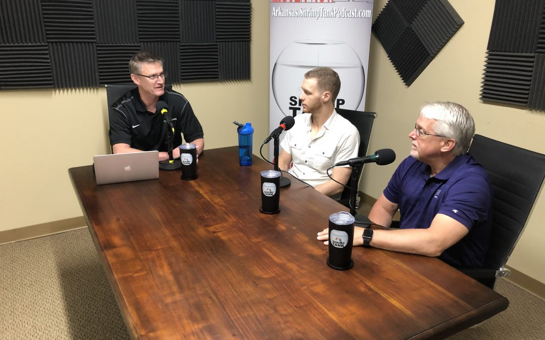 Arkansas Episode 72 – Drew Spurgers – Owner of Kangabloo Creative