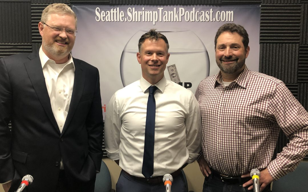 Seattle Episode 71 – Chris Henrickson – President/Part Owner of Lewis Funeral Chapel & Poulsbo Mortuary