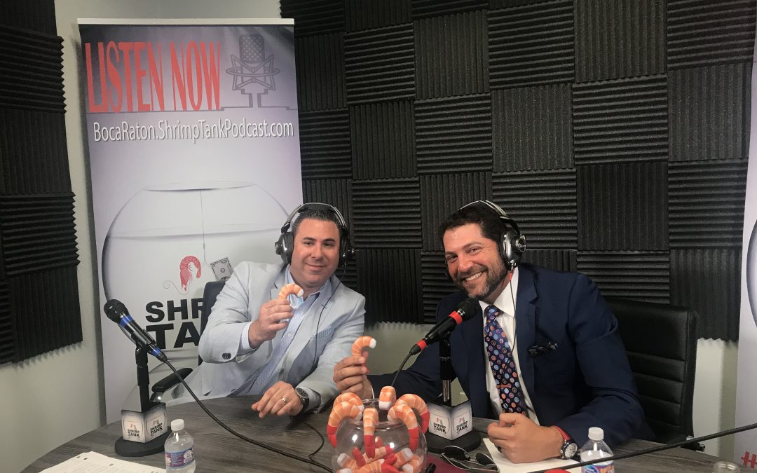 Boca Raton Episode 92 – Greg Shugar – CEO of Beau Ties Ltd. of Vermont