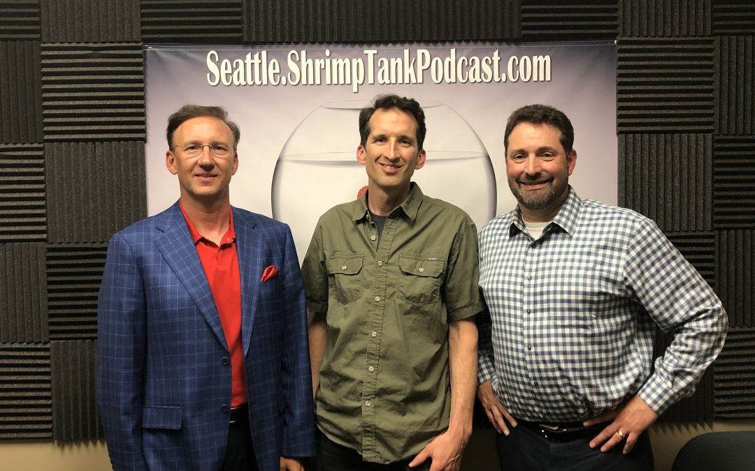 Seattle Episode 70 – Matt Albee – Winemaker, Founder, Scientist and Chef of Eleven Winery