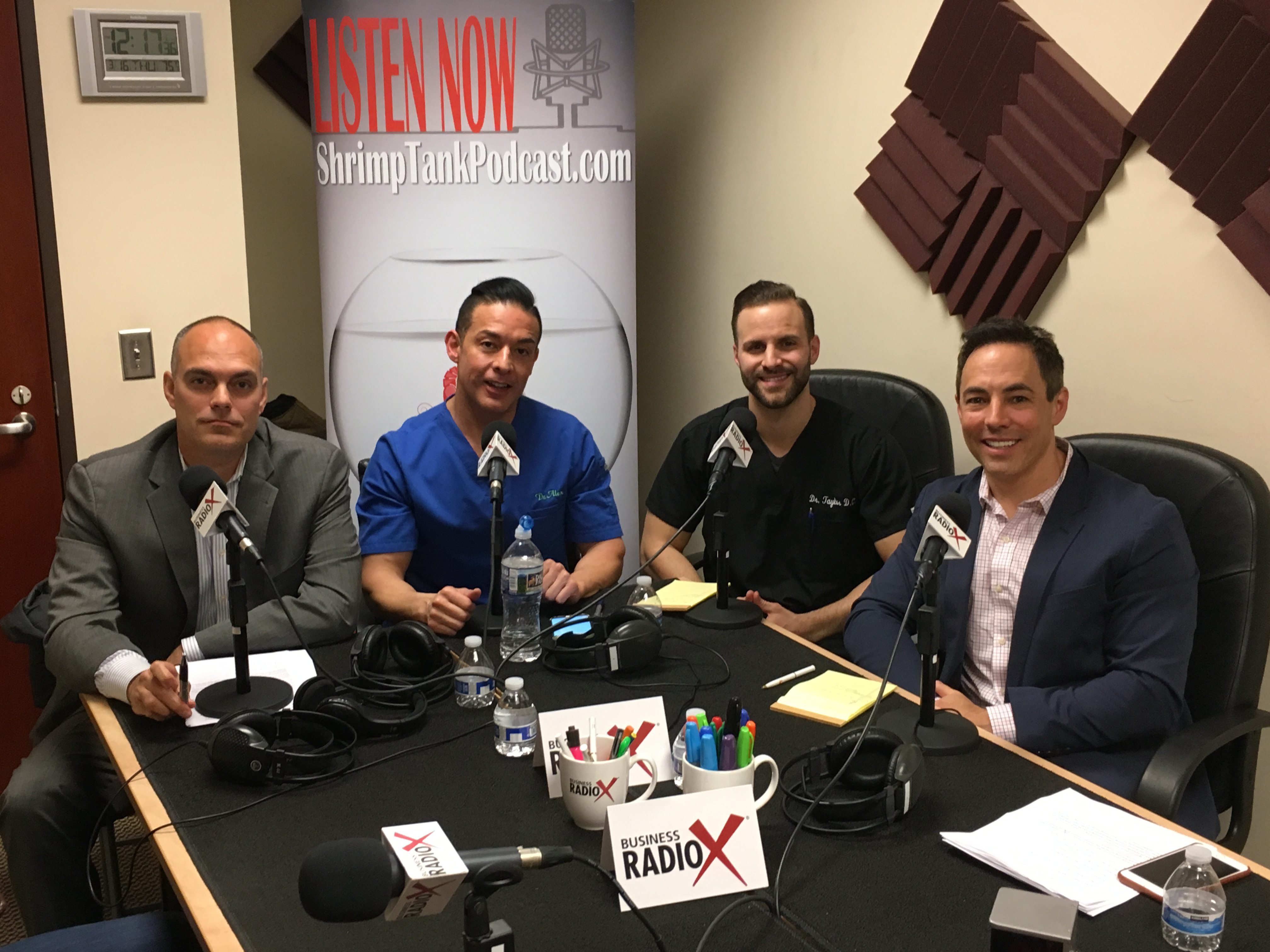 Dr. Alex Roig – Owner of Dr. Weight Loss of Atlanta & Dr. Craig Taylor – Owner of Taylor Chiropractic & Wellness