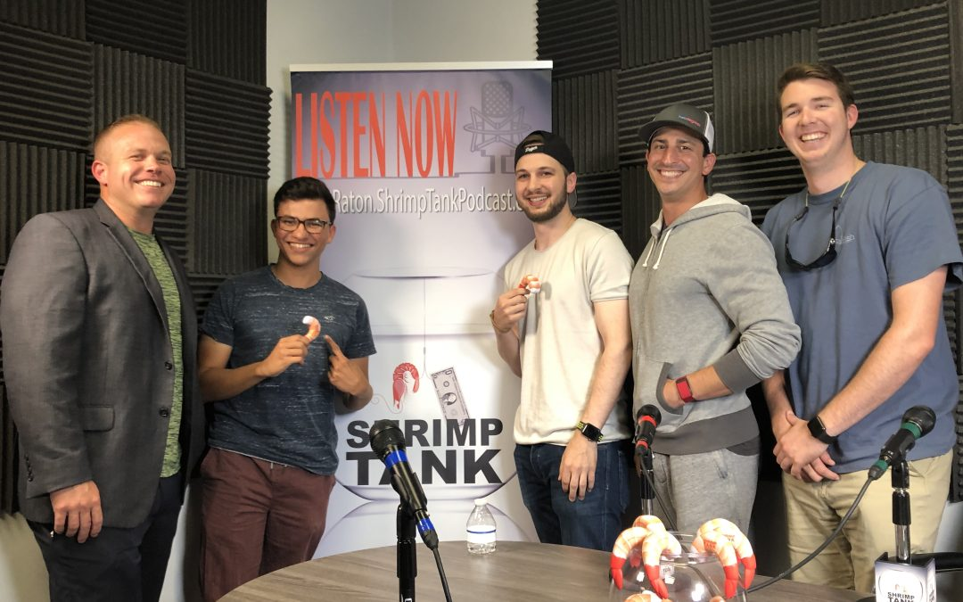 Boca Raton Episode 56 – David Parshenkov & Ahmed Bekhit – CEO & CTO of Magic Studio