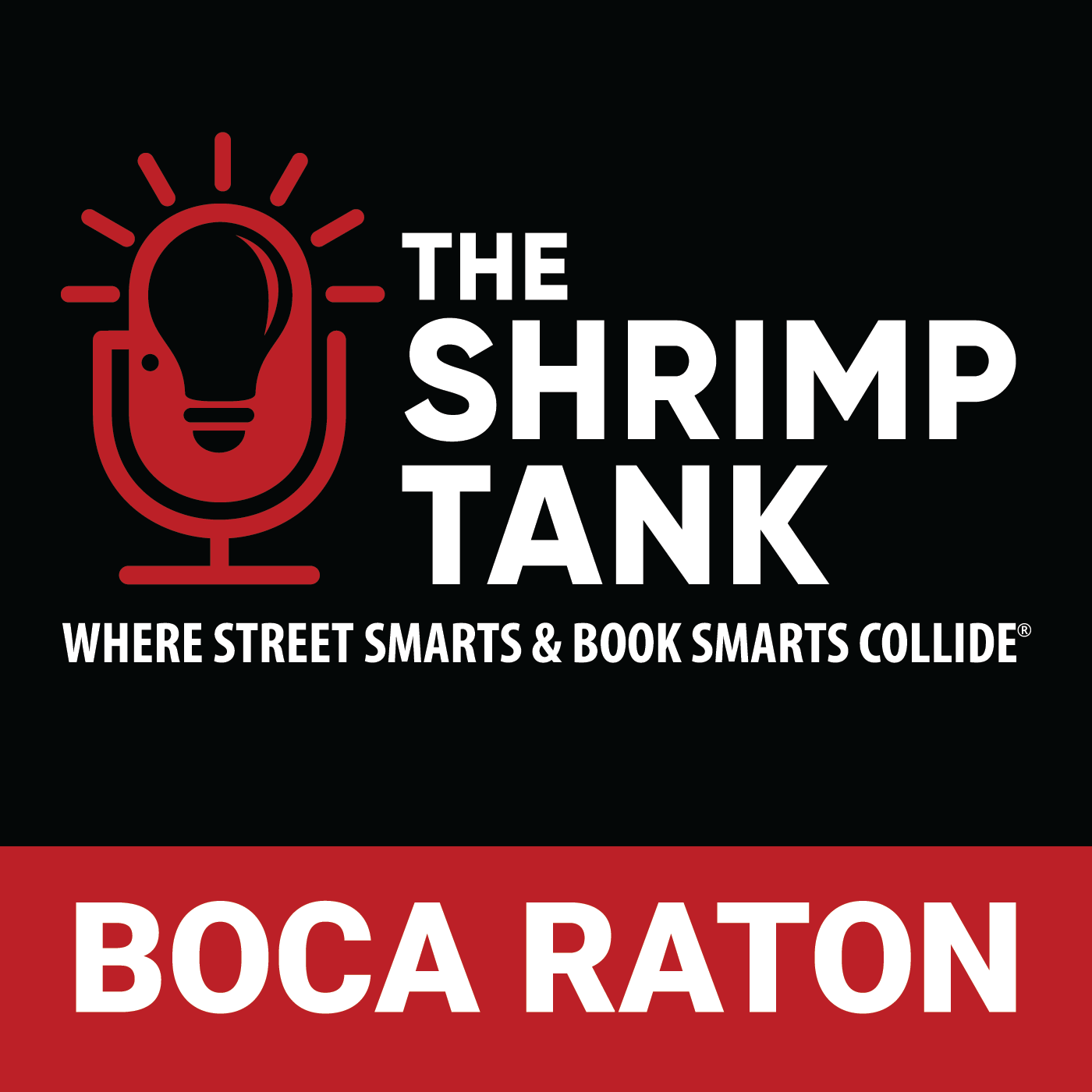 The Shrimp Tank Podcast - The Best Entrepreneur Podcast In The Country