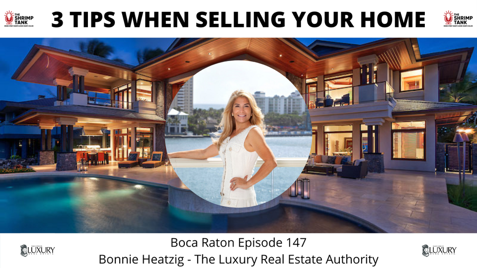 3 Tips When Selling Your Home