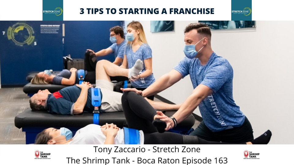 3 Tips to Starting a Franchise